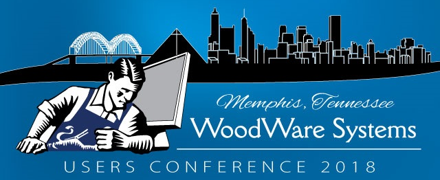 WoodWare Users Conference 2018 banner